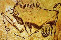 hunter in Lascaux